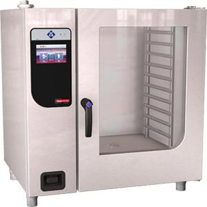 MKN FlexiCombi Magic Pilot 10.1 combi-steamer, FKGCOD115T
